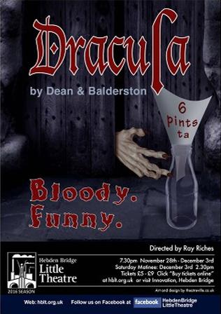 Hebden Bridge Little Theatre - Dracula