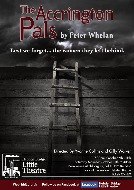 Hebden Bridge Little Theatre - Accrington Pals