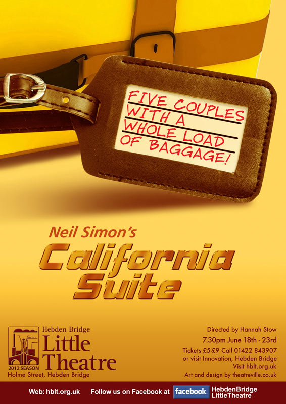 Hebden Bridge Little Theatre - California Suite