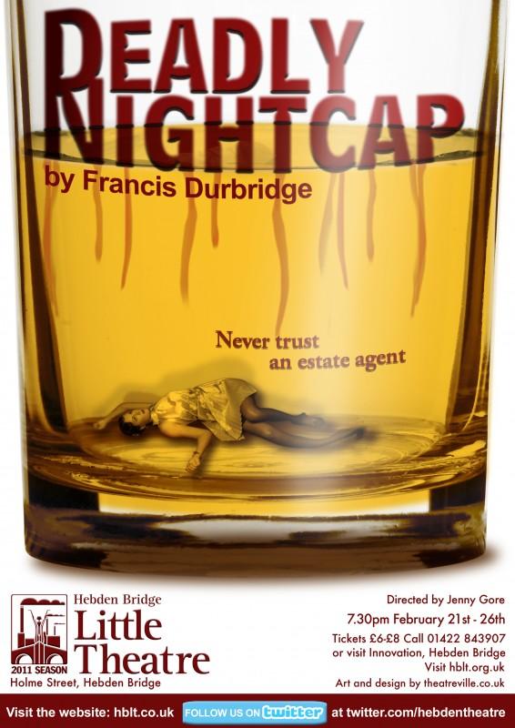 Deadly Nightcap poster