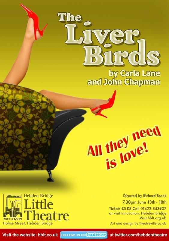 The Liver Birds poster