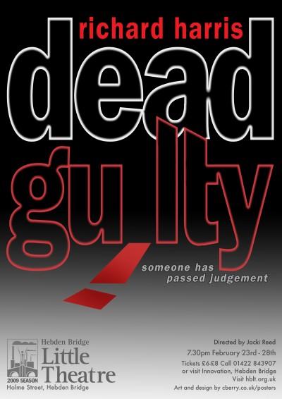 Dead Guilty poster
