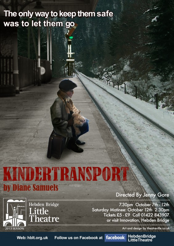Kindertransport poster