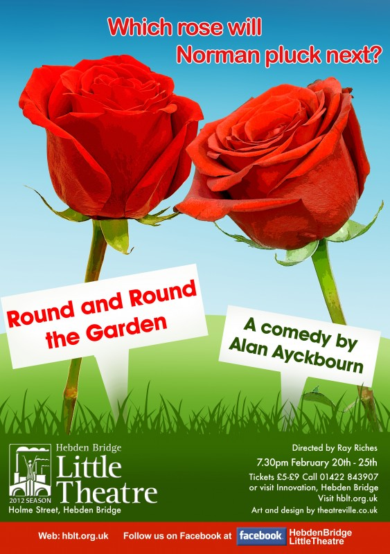 Round and Round the Garden poster