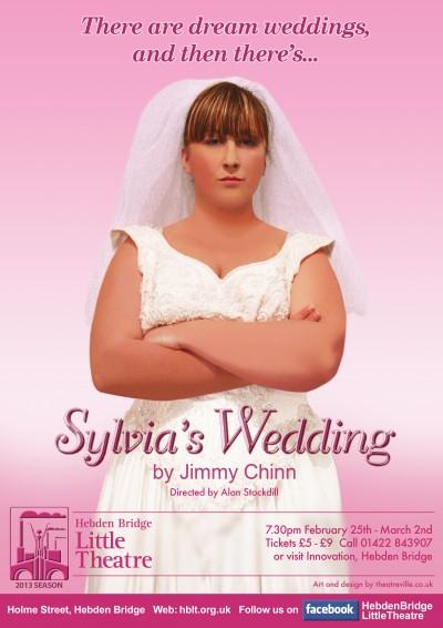 Sylvia's Wedding poster