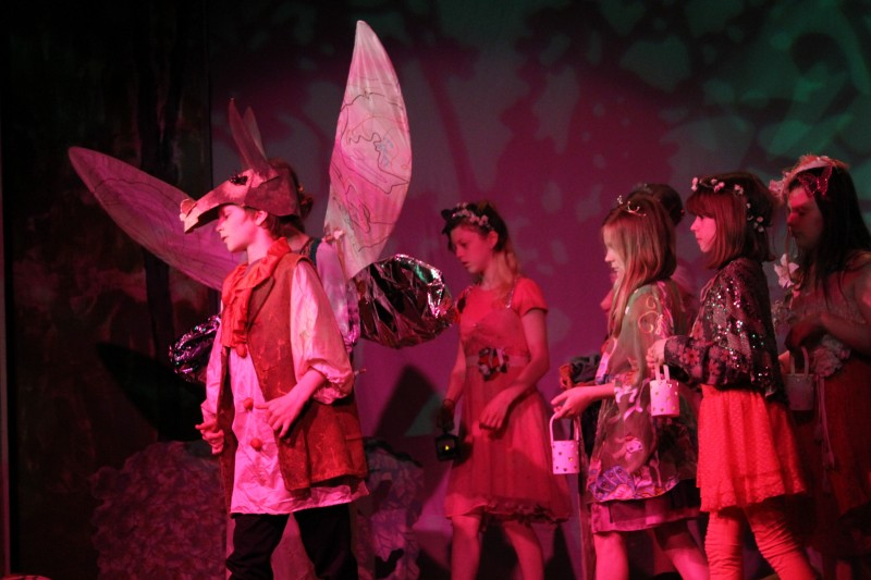 Extracts from Midsummer Night's Dream
