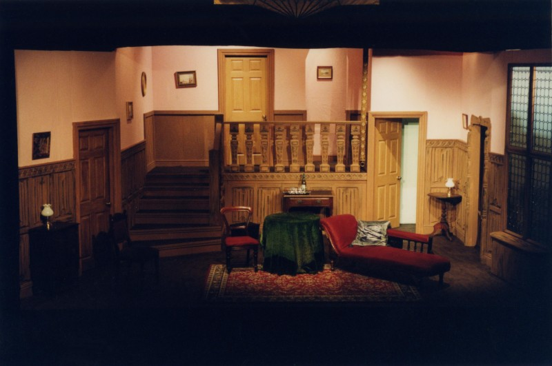 My Cousin Rachel set
