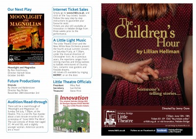 The Children's Hour programme