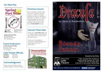Dracula programme