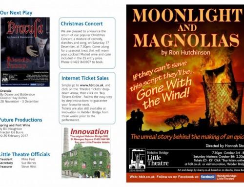 Moonlight and Magnolias