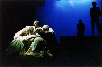 Our Country's Good, by Timberlake Wertenbaker, directed by Vaughan Leslie, 28 April-3 May 2003.