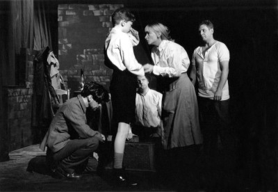 The Accrington Pals, by Peter Whelan, directed by Vaughan Leslie, 21-26 February 1994.