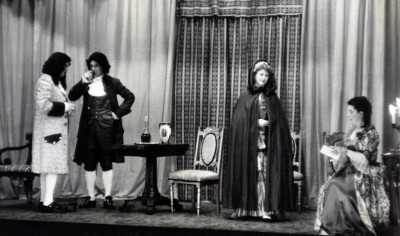 Viceroy Sarah, by Norman Ginsbury, produced by Olive Woods, 16-23 March, 1957.