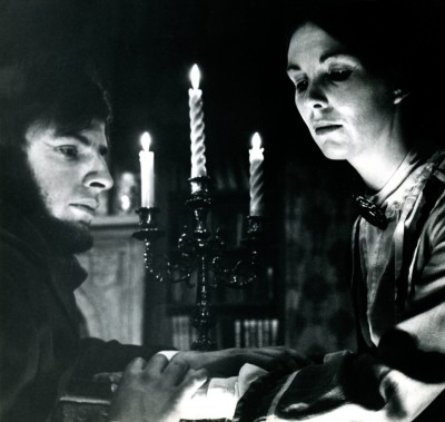 Jane Eyre, by Helen Jerome, from the novel by Charlotte Bronte, directed by Dorothy Sutcliffe, 18-25 March, 1972. Dave Cure and Arlene Duffy.