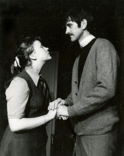 And a Little Love Besides, Alan Plater, June 1984 Trish Clemit as Amy, Ray Riches as Carter (Kirsten Hannam played Amy for the run of th