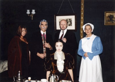 Gaslight, by Patrick Hamilton, directed by Steve Hirst, 24-29 November, 2003. Sharon