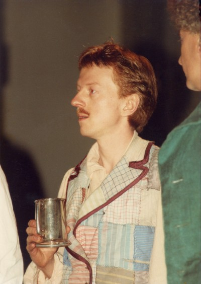 The Cragg Coiners, by Ray Riches and Tony Webster, directed by Ray Riches, 8-11 June 1988, Heptonstall Church. Vaughan Leslie and Bill Cort.
