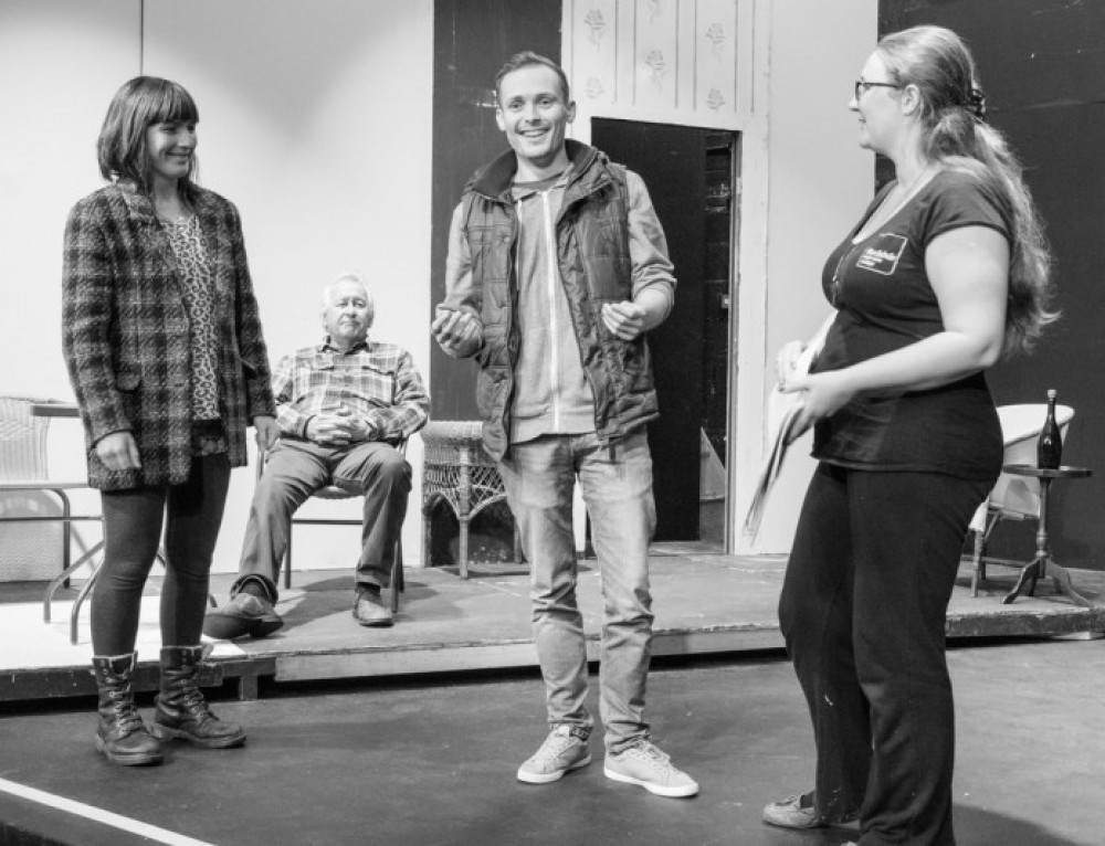 Proof – in Rehearsal