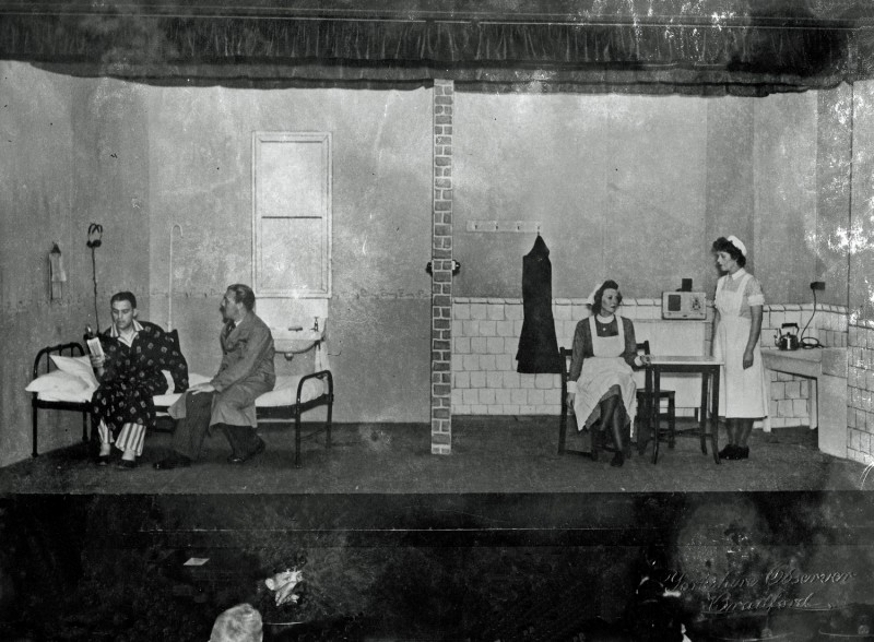 No Other Time, by Michael Johns and Molly Wilkinson, directed by James Henderson, 22-30 June 1948