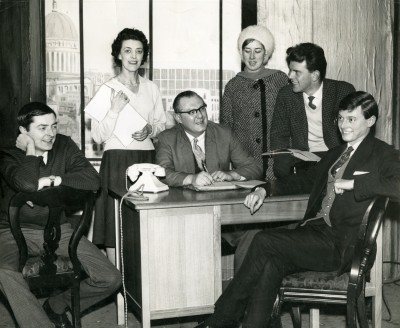 Don't Tell Father, by Harold Brooke and Kay Bannerman, produced by Mary Birchall, 18-25 January, 1964
