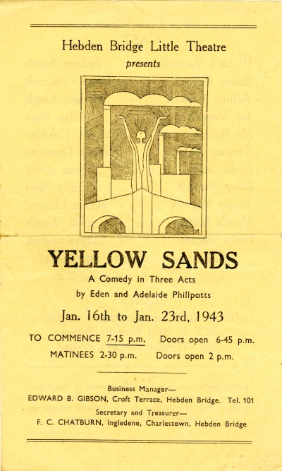 Yellow Sands, 1943