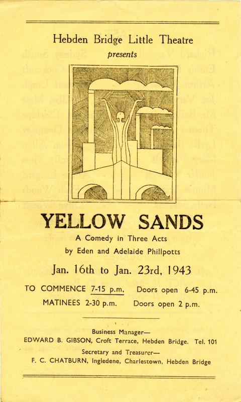 Yellow Sands, 1943