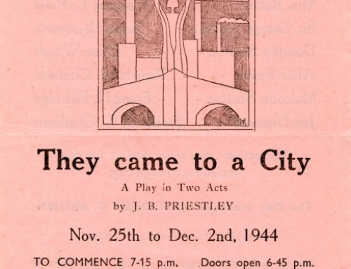 They Came to a City, 1944