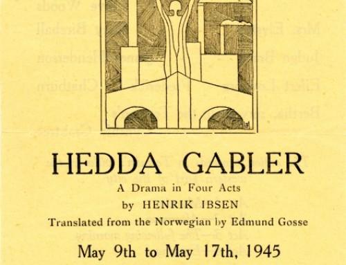 Hedda Gabler, 1945