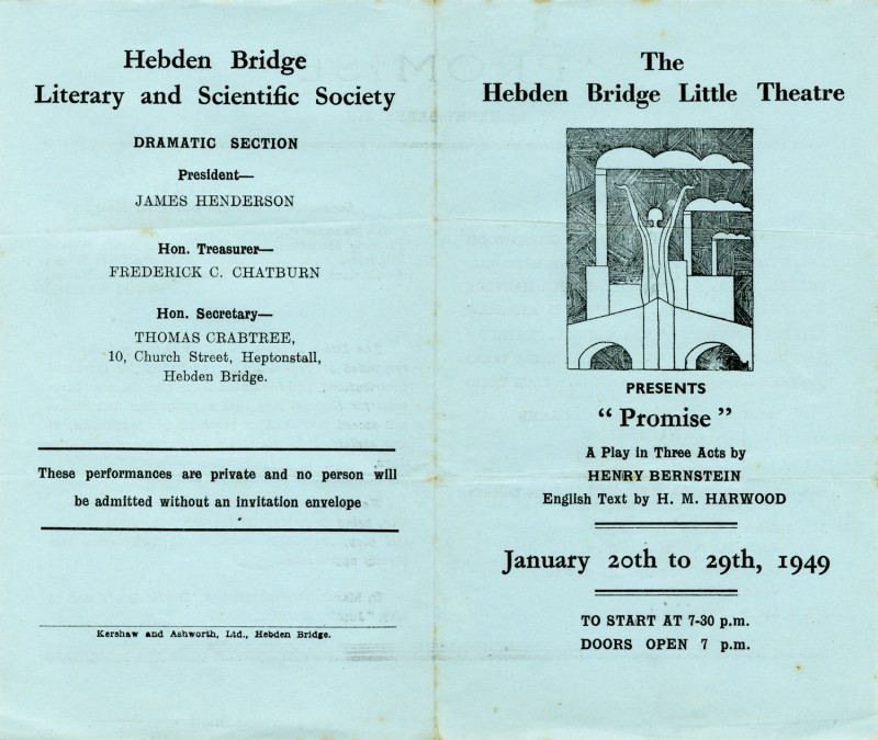 Programme for Promise, 1949