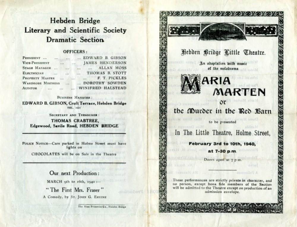 Maria Marten, 1940