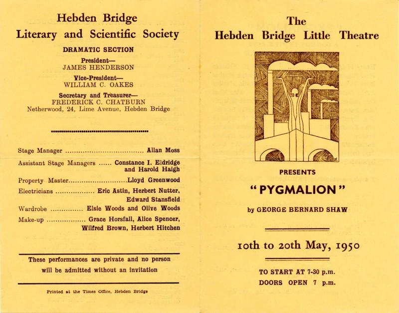 Pygmalion programme