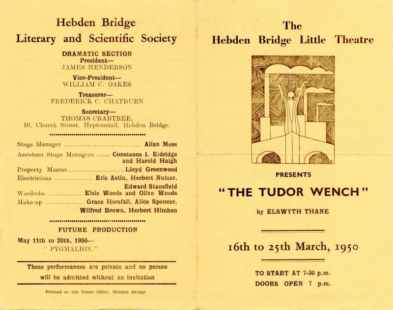 The Tudor Wench