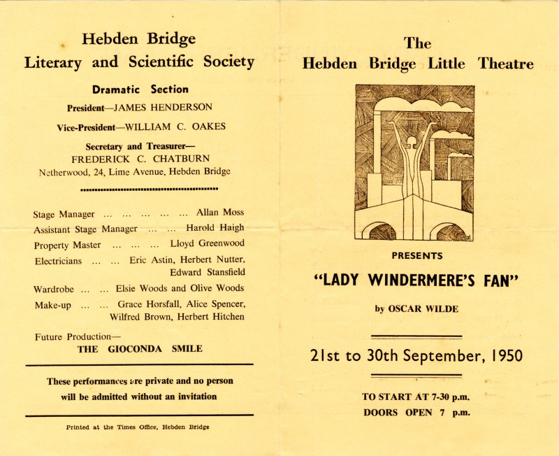 Lady Windermere's Fan, 1950