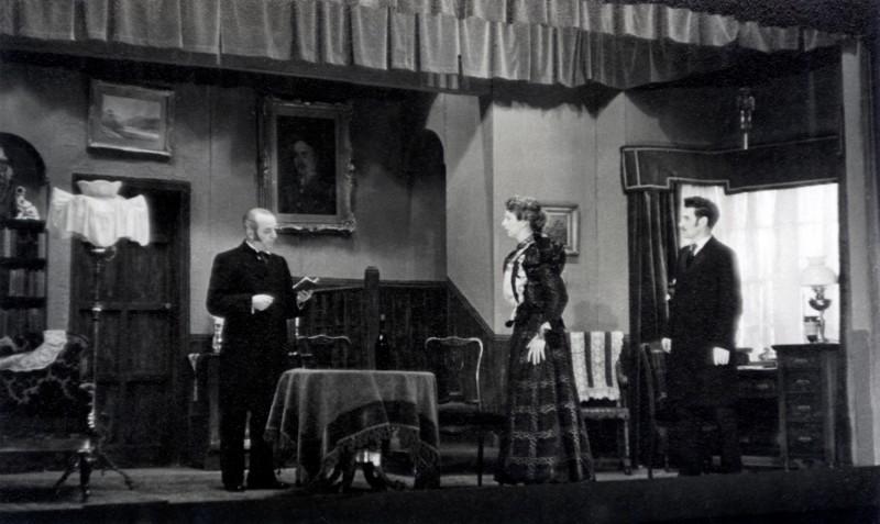 The Late Edwina Black, 1961
