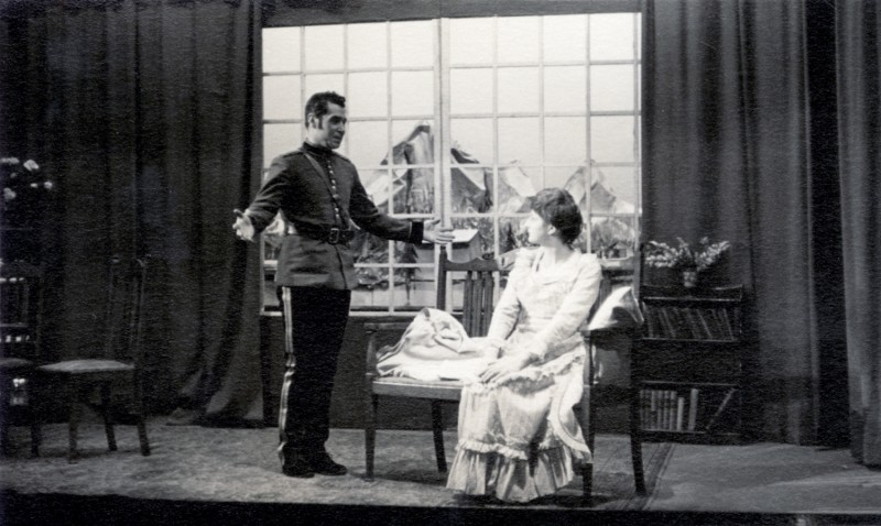 Arms and the Man, 1963