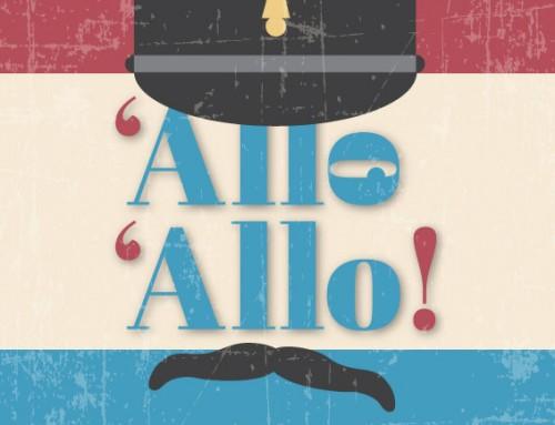 Auditions for 'Allo 'Allo!
