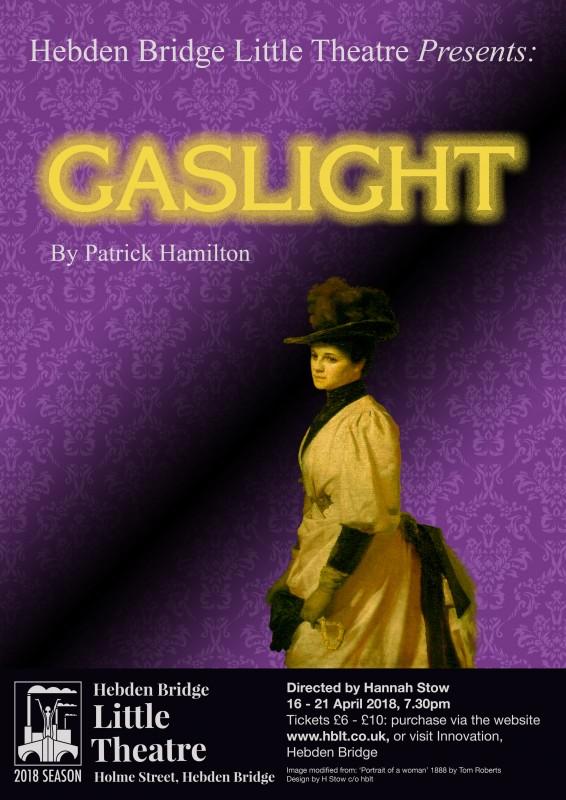 Gaslight poster