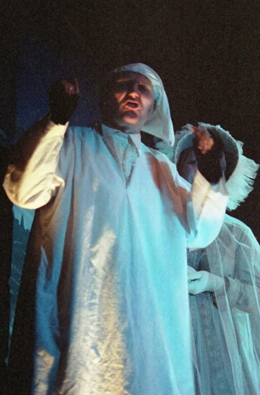 A Christmas Carol, by Charles Dickens, adapted by Peter Fitton Directed by Ray Riches, 29 November - 4 December 1999
