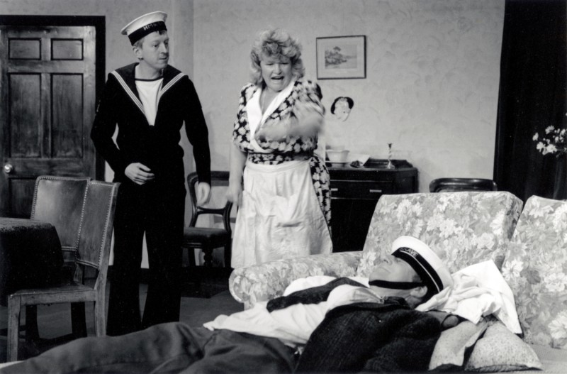 Sailor Beware! by King and Carey, directed by Mike Law, 26 June-1 July, 1995.
