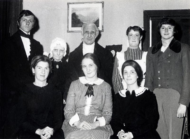 The Brontës of Haworth Parsonage, by John Davison, directed by James Henderson, 21-28 November 1970