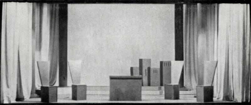Hail, Nero set, 1937