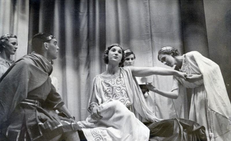 Hail Nero, by Mary Stocks, directed by James Henderson, 1937