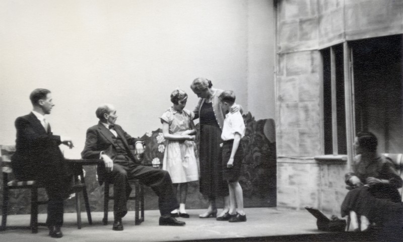 A Day by the Sea, by N.C. Hunter Directed by F.C. Chatburn, 11-18 May 1957