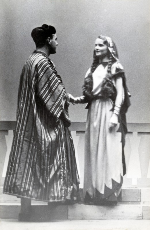 A Man's House, by John Drinkwater, directed by F. T. Pickles, 1940