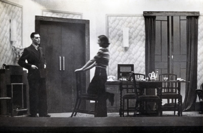 George and Margaret, by Gerald Savory, directed by James Henderson, 1940