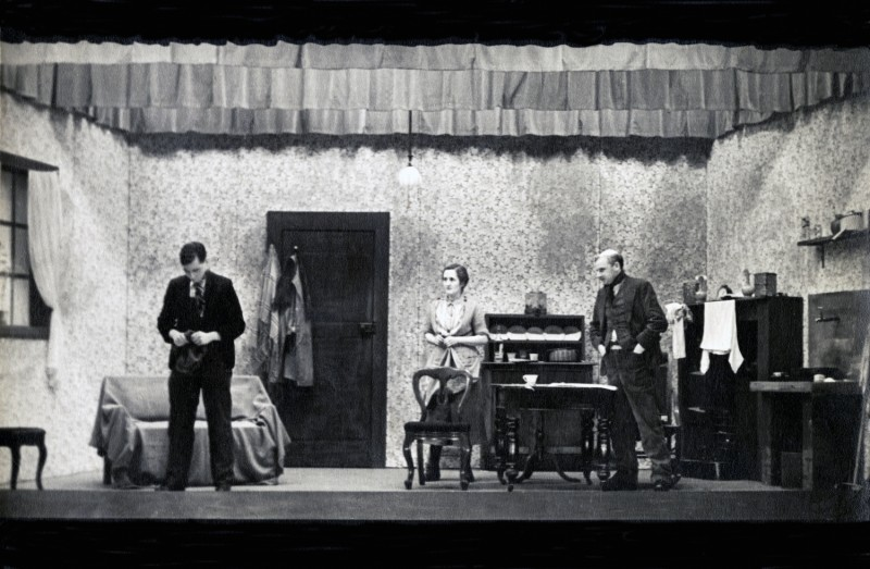 Love on the Dole, by Ronald Gow and Walter Greenwood, directed by James Henderson, 1939