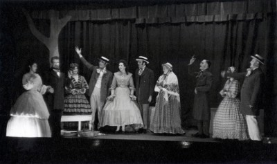 Little Women, by Marian De Forest, directed by Olive Woods, 26 January-2 February 1963