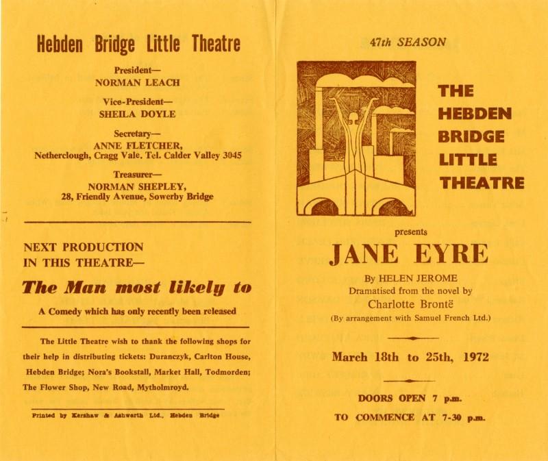 Jane Eyre, 1972