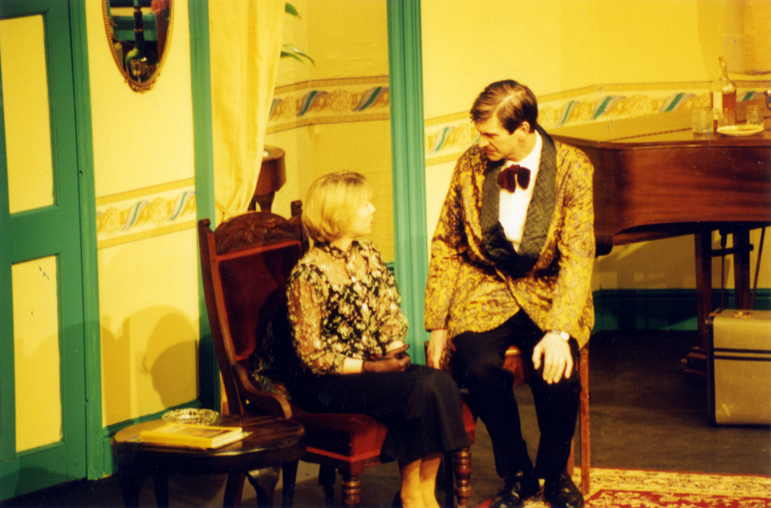 Present Laughter, Noel Coward, 27 April - 2 May, Jennifer Crossley