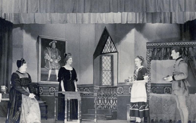 The Tudor Wench, 1950
